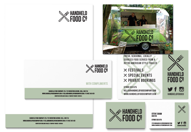 Handheld Food Co - Stationary